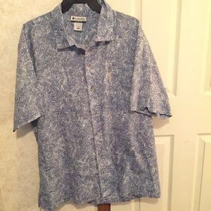 Columbia Sportswear Button Down Shirt